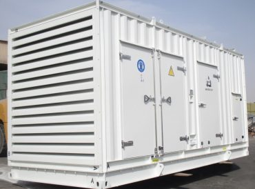 Transformer & Switchgear Containers