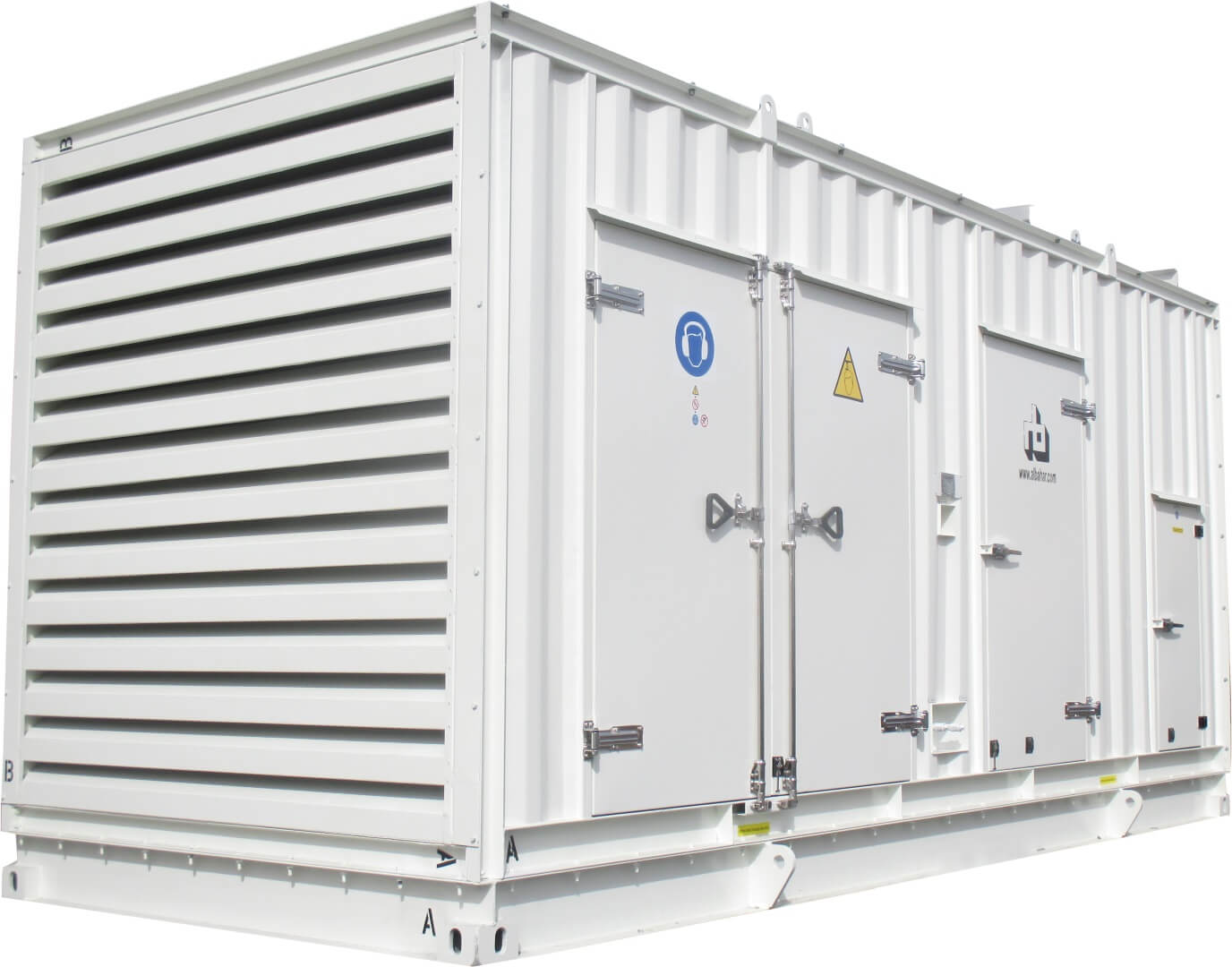 transformer switchgrear - Transformer & Switchgear Containers