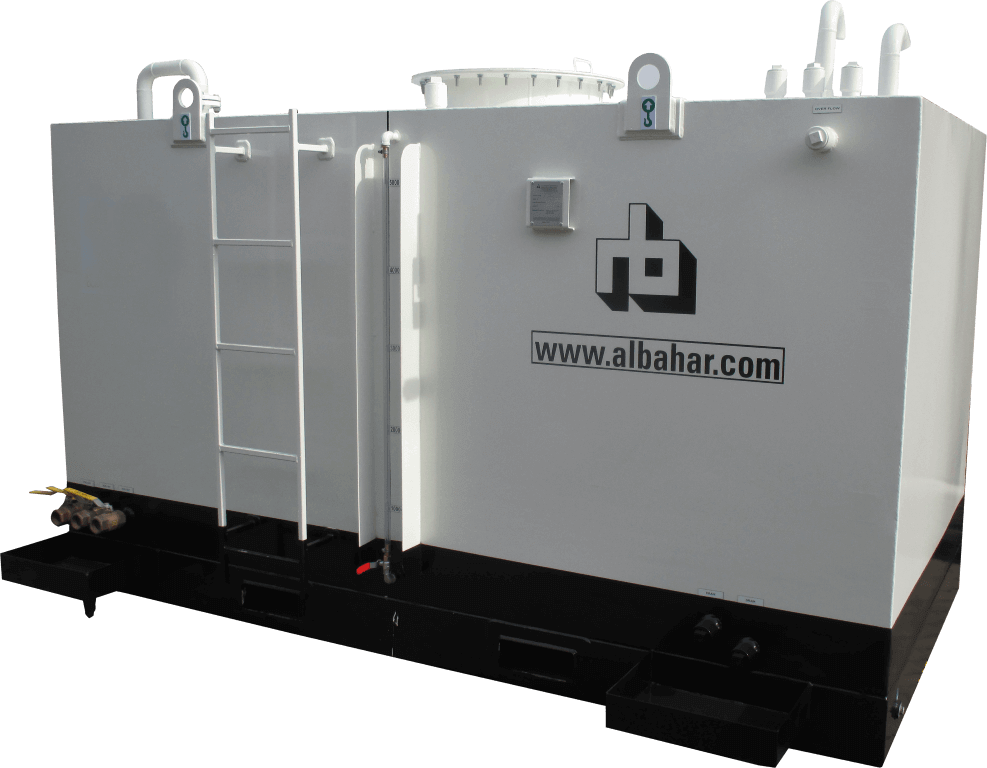 rectangular fuel storage tank  - Fuel Storage Tanks