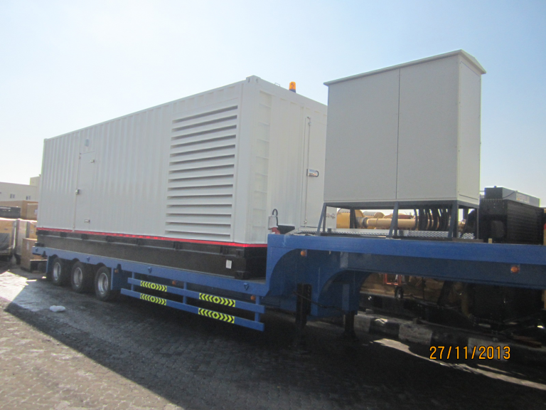 Switchgear Enclosure Loading 768x576 - Al Bahar MCEM Gallery